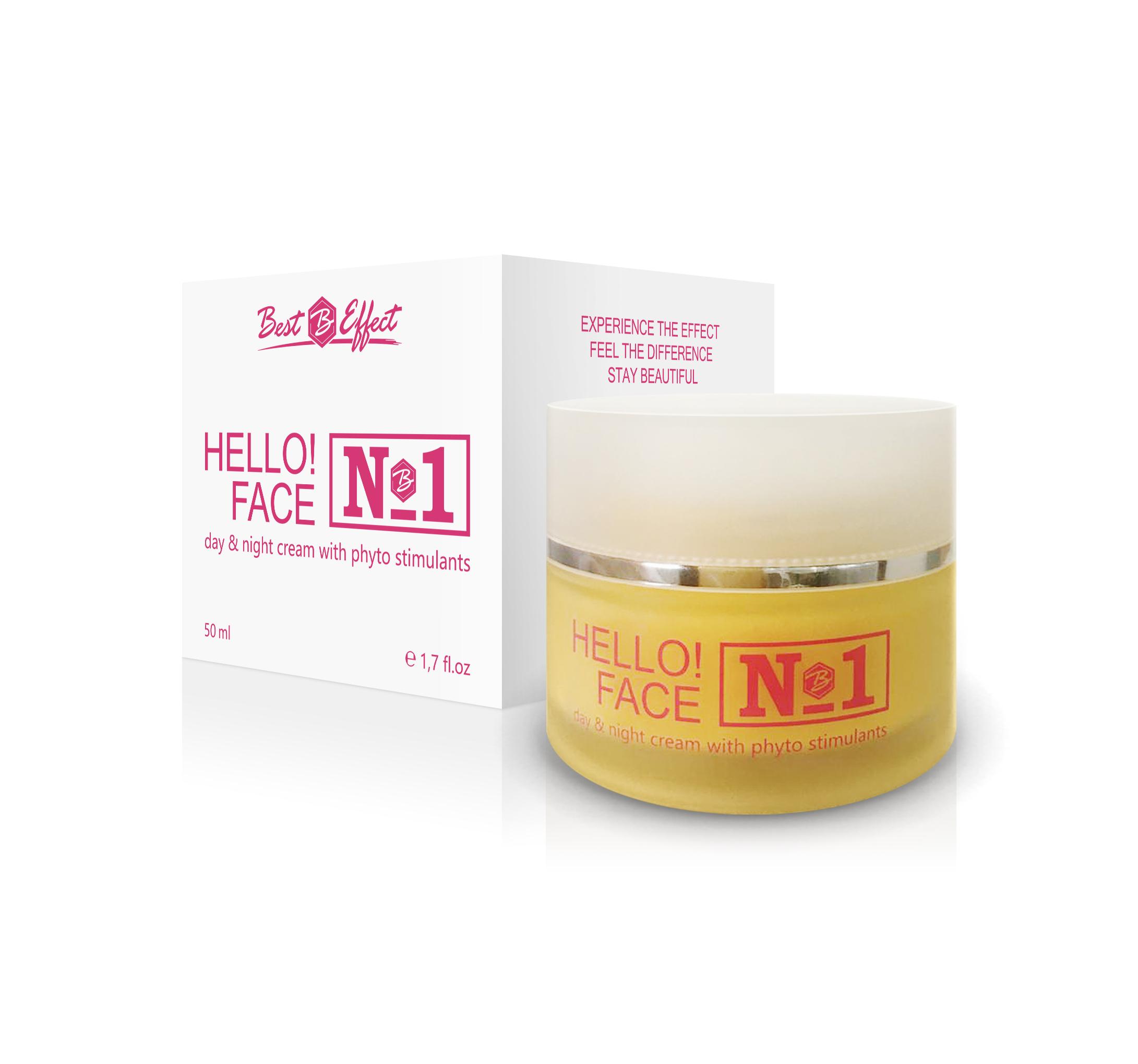 Hello!Face N1 day & night cream