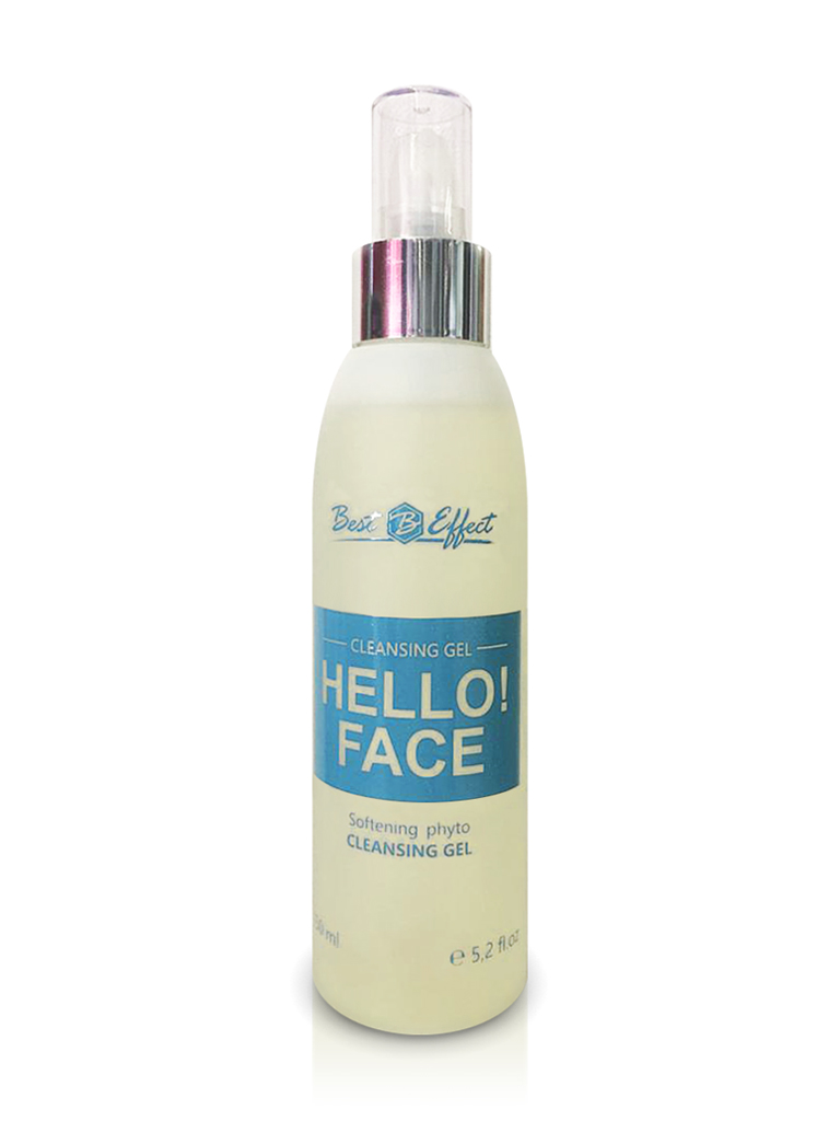 Hello!Face cleansing gel